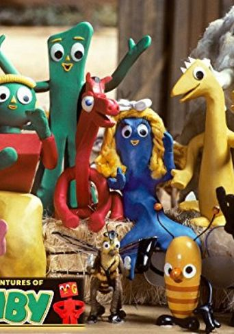 The New Adventures of Gumby: The 1980s Poster