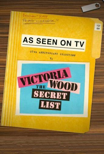 Victoria Wood: The Secret List Poster