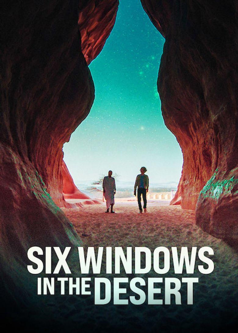 Six Windows in the Desert Poster
