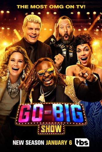 Go-Big Show Poster