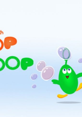 Bubbles Of Fun With Bloop And Loop Poster