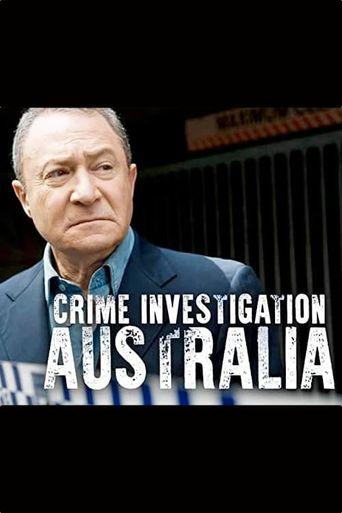 Crime Investigation Australia Poster