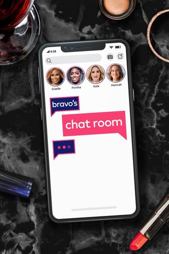Bravo's Chat Room Poster