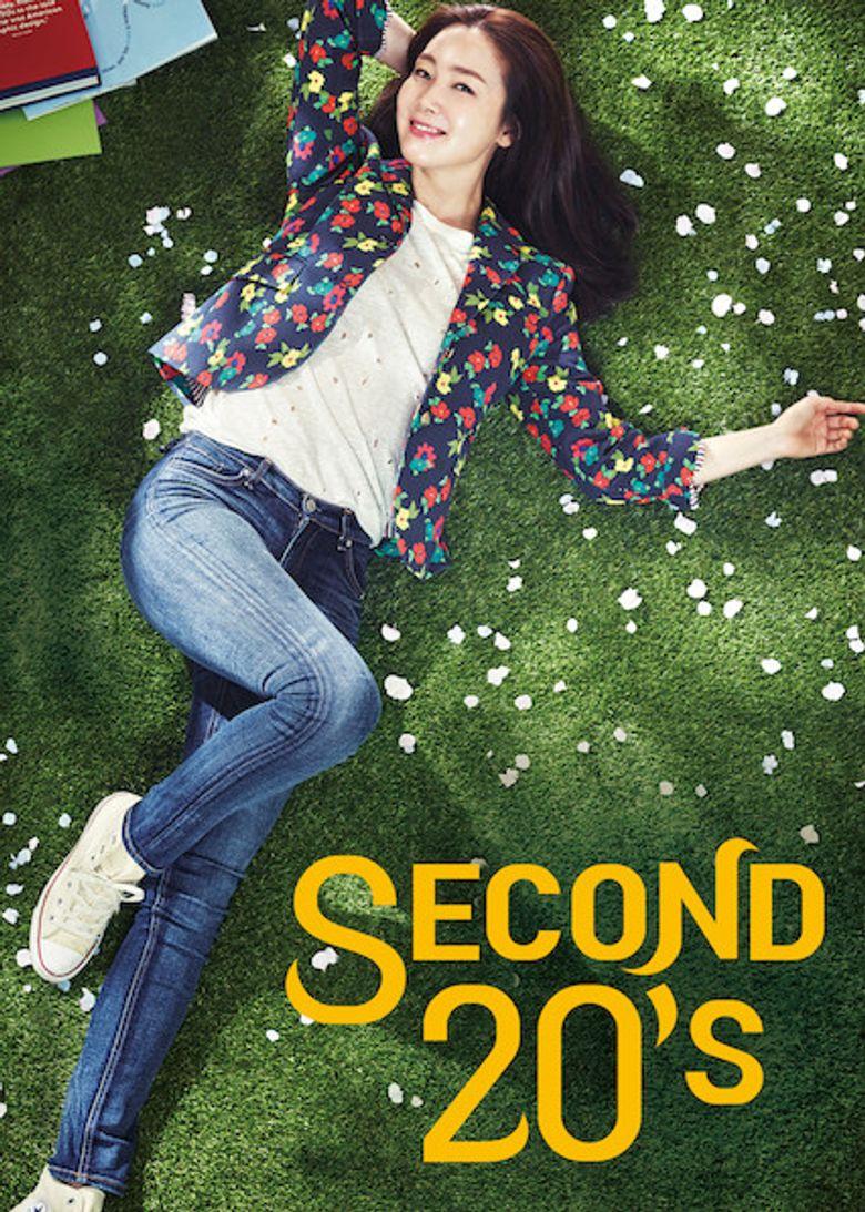 Twenty Again Poster