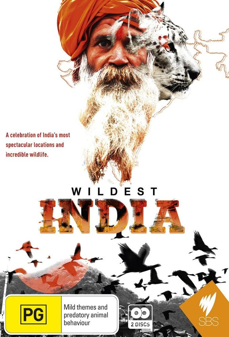 Wildest India Poster