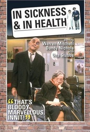 In Sickness and in Health Poster