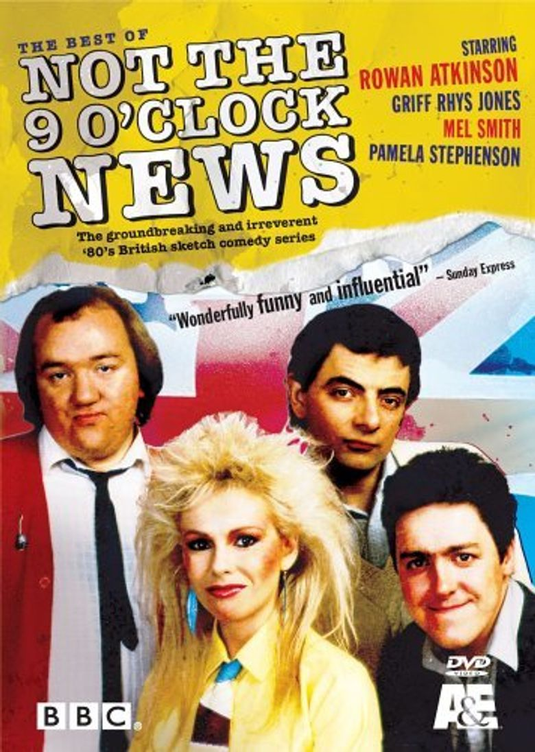 Not The 9 O'Clock News Poster