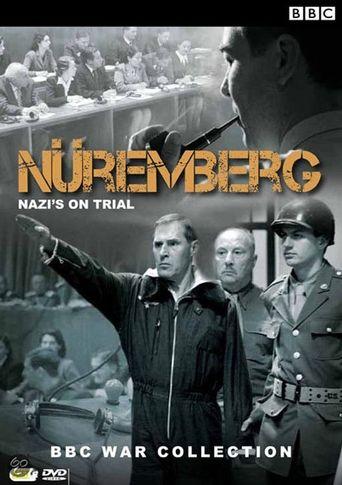 Nuremberg: Nazis on Trial Poster