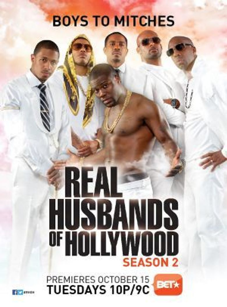 Real Husbands of Hollywood Poster