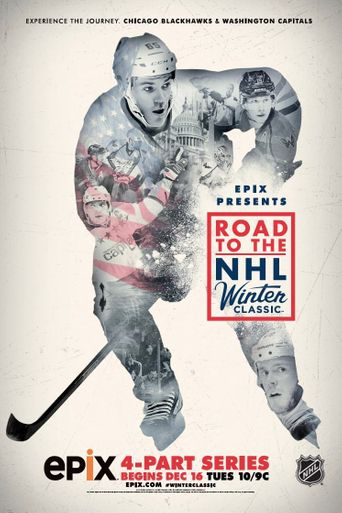 Road to the NHL Winter Classic Poster