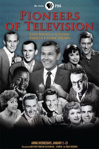 Pioneers of Television Poster