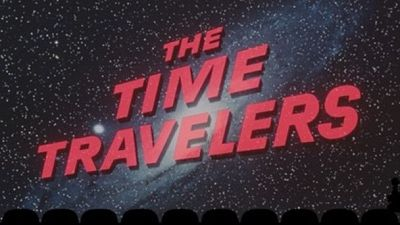 Season 11, Episode 03 The Time Travelers