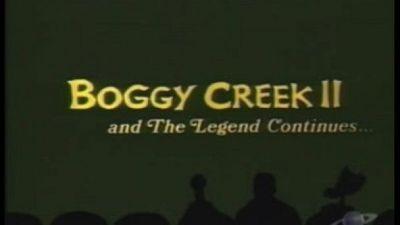 Season 10, Episode 06 Boggy Creek II