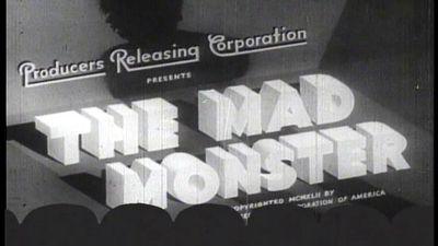 Season 01, Episode 03 Mad Monster
