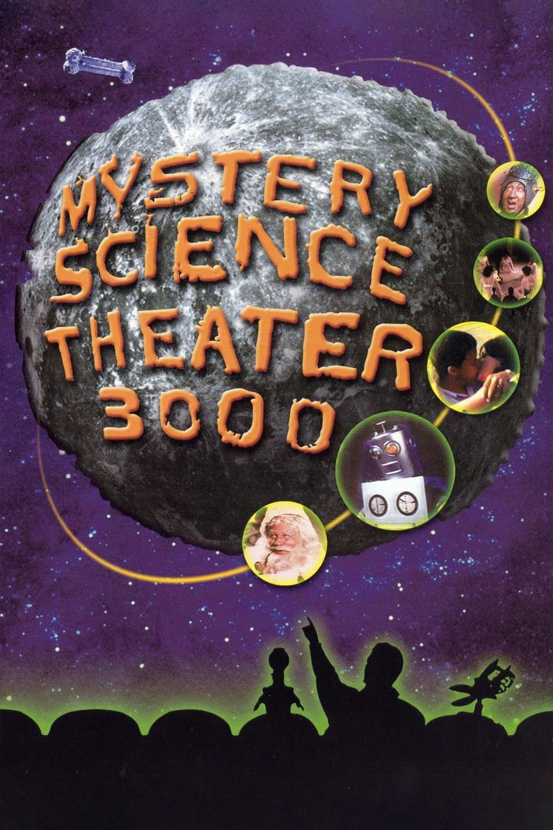 Mystery Science Theater 3000 Poster