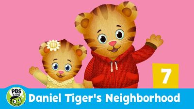 Watch SHOW TITLE Season 03 Episode 03 Daniel and Margaret Play School / Treasure Hunt at the Castle