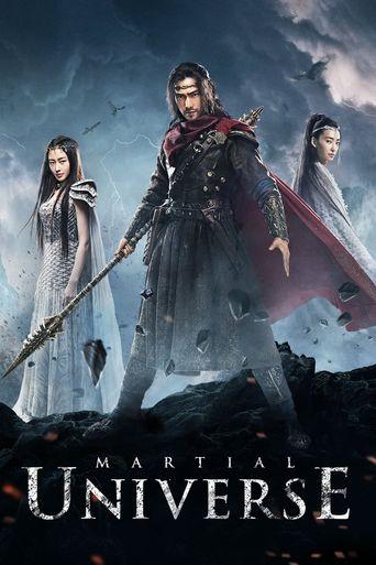 Martial Universe Poster