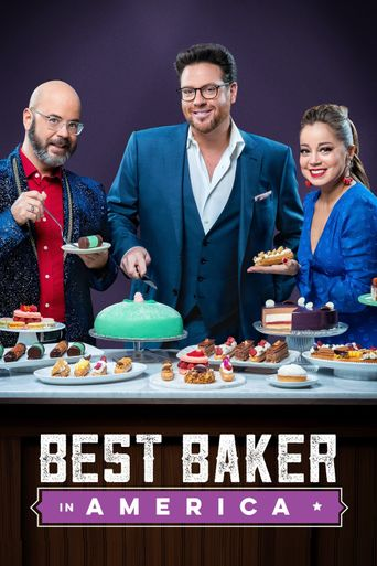 Best Baker in America Poster