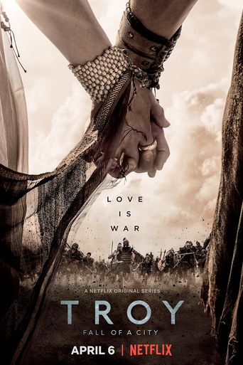 Troy: Fall of a City Poster