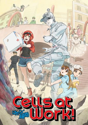 Cells at Work! Poster