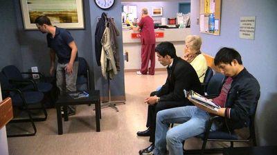 Season 07, Episode 06 Crowbar in Head