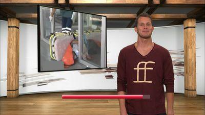 Season 04, Episode 28 Taxi Dave