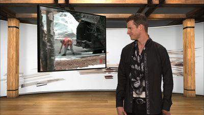 Season 04, Episode 08 MMA Girl Chokes Out Guy (Rematch)