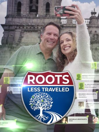 Roots Less Traveled Poster