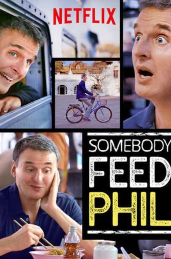 Watch Somebody Feed Phil