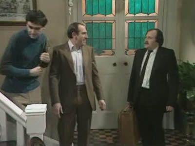 Season 03, Episode 02 Staff Training