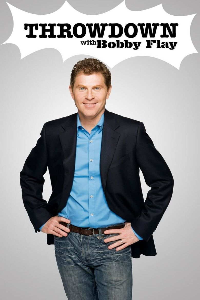 Throwdown! with Bobby Flay Poster