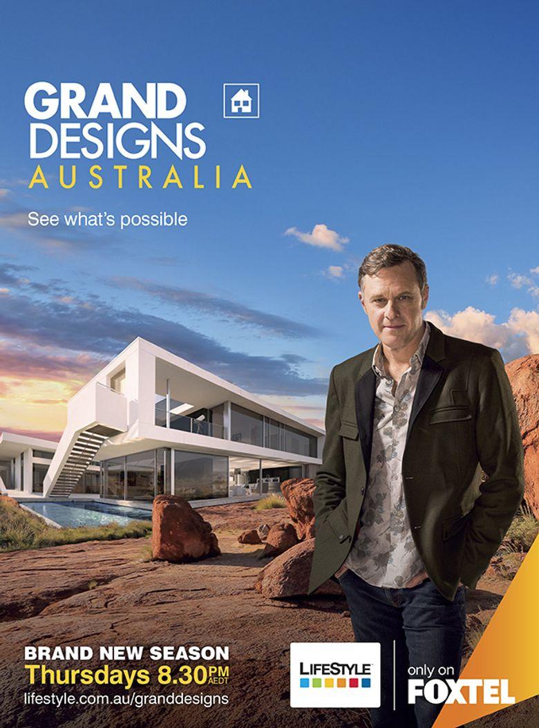 Grand Designs Australia Poster
