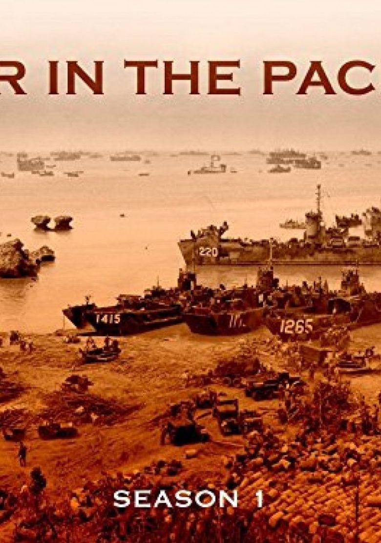 War in the Pacific Poster
