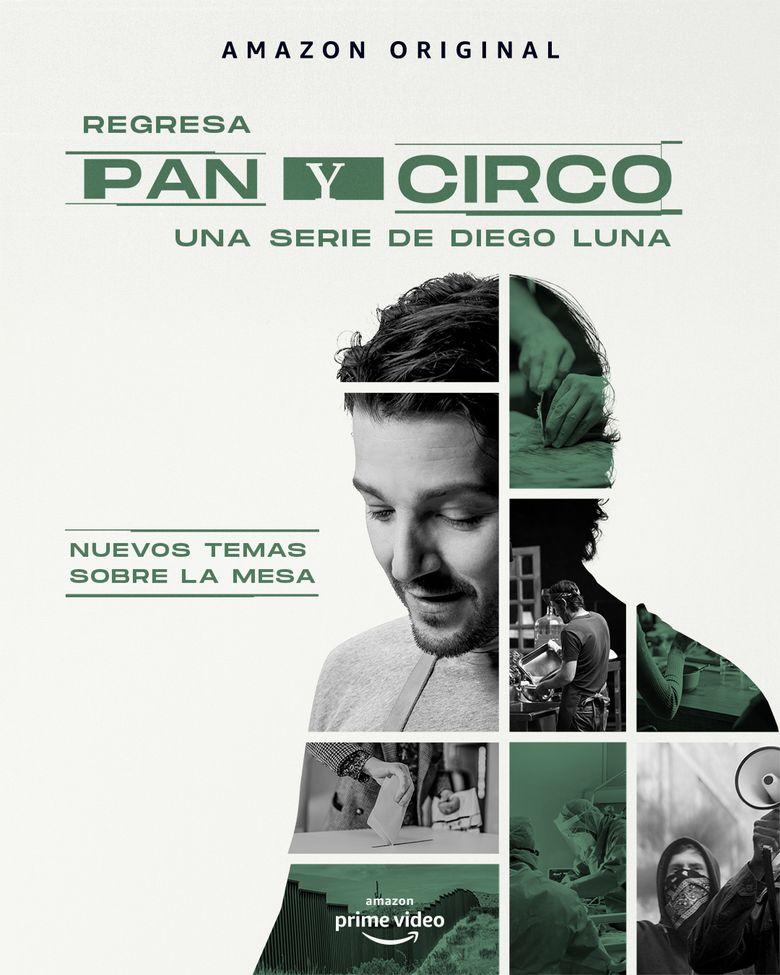 Pan y Circo Poster