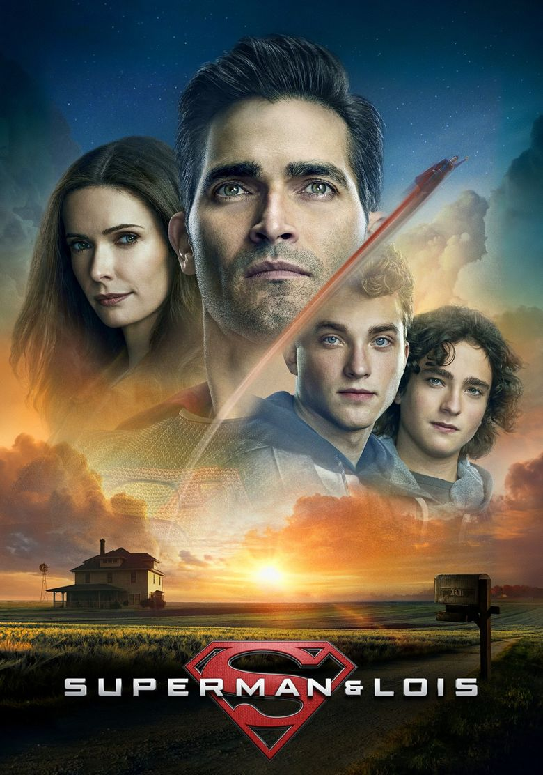 Superman & Lois Poster