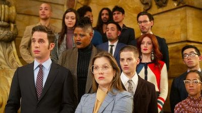 Season 02, Episode 07 Election Day