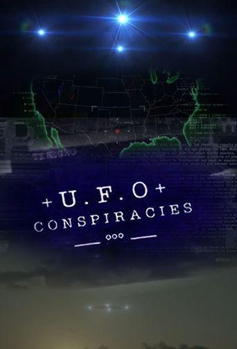UFO Conspiracies Poster