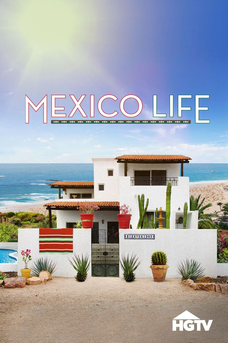 Mexico Life Poster