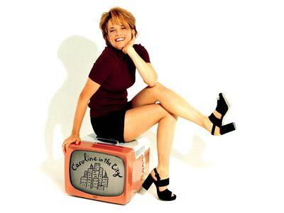 Season 03, Episode 14 Caroline and the Quiz Show