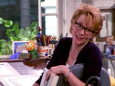 Season 03, Episode 03 Caroline and the Novelist