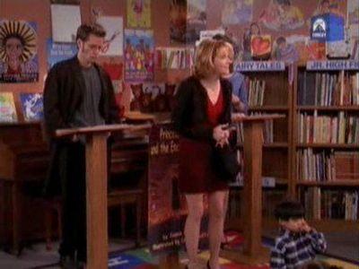 Season 04, Episode 22 Caroline and Joanie and the Stick