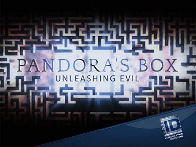 Pandora's Box: Unleashing Evil Poster