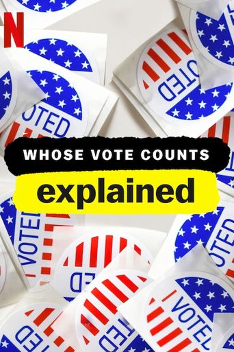 Whose Vote Counts, Explained Poster