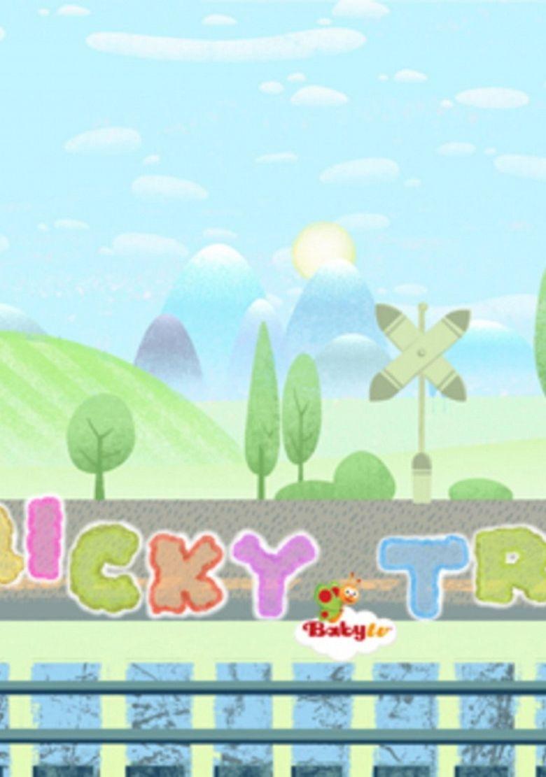 Tricky Tracks Poster