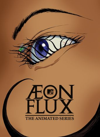 Ӕon Flux Poster
