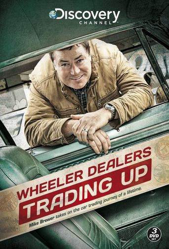 Wheeler Dealers Trading Up Poster
