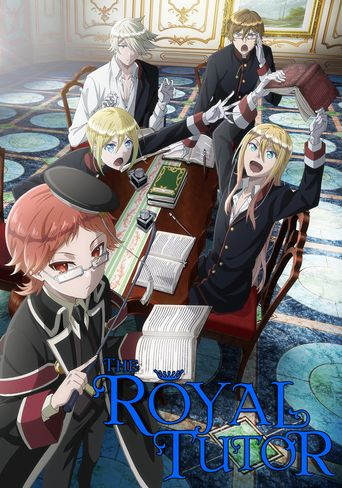 The Royal Tutor Poster