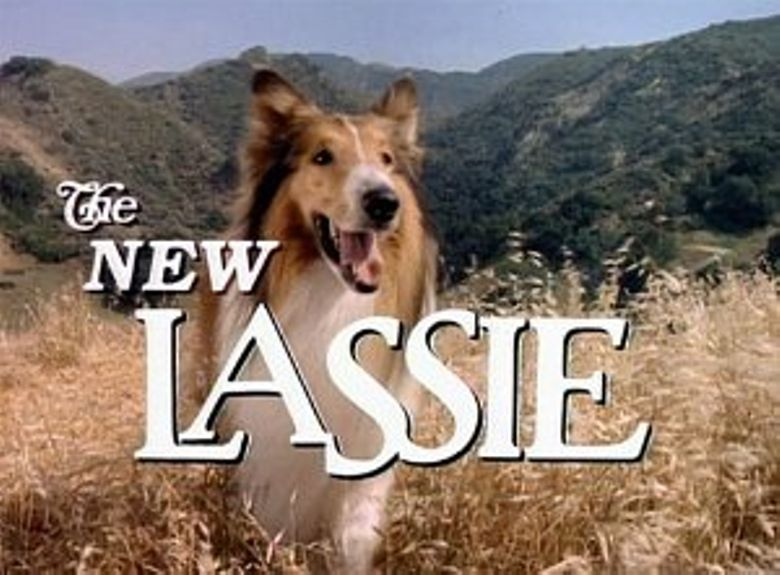The New Lassie Poster