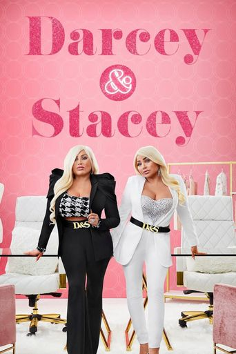 Darcey & Stacey Poster