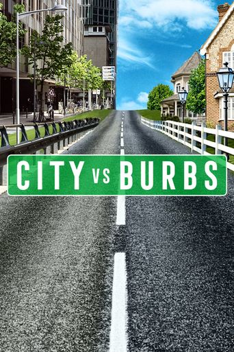 City vs. Burbs Poster